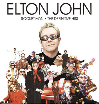 Rocket Man. The Definitive Hits-John Elton