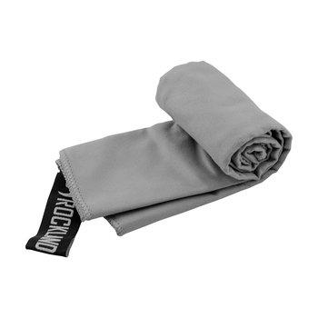 Rockland, Ręcznik szybkoschnący, szary, 40x80 cm-ROCKLAND