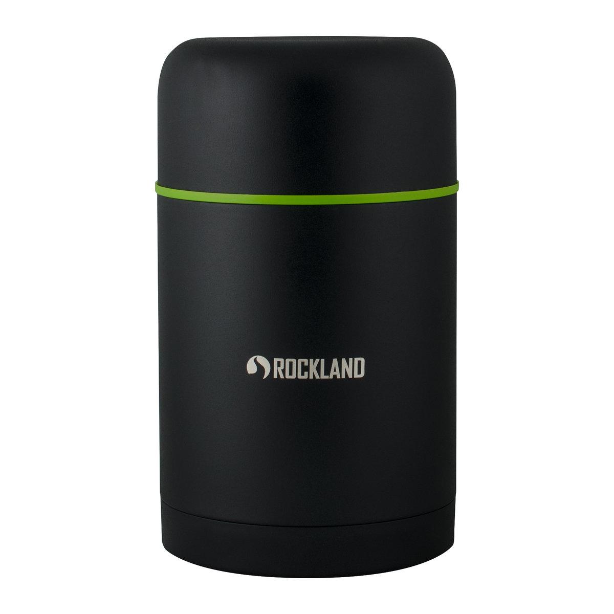 Rockland, Termos obiadowy, Comet, czarno-zielony, 750 ml