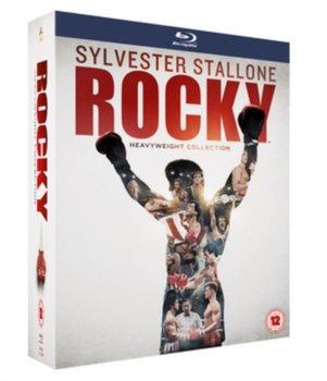 Rocky: The Heavyweight Collection (brak polskiej wersji językowej)-Chong Thomas, Marin Cheech, Stallone Sylvester