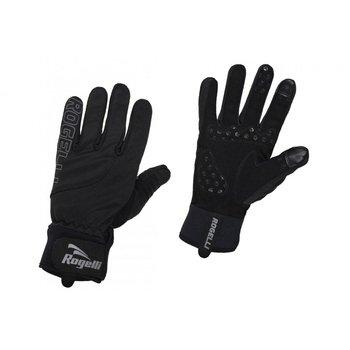 Rogelli, Rękawiczki rowerowe, Storm, czarne, rozmiar L-Rogelli