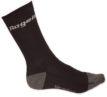 Rogelli, Skarpety, Wool, czarne, rozmiar M-Rogelli
