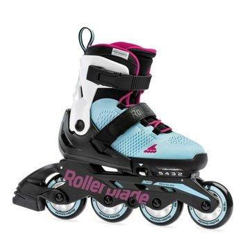 Rollerblade, Rolki dziewczęce, Maxx G, rozmiar 33-36,5-Rollerblade
