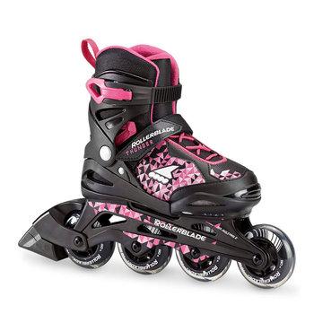 Rollerblade, Rolki regulowane, Thunder, czarny, rozmiar 33-38-Rollerblade