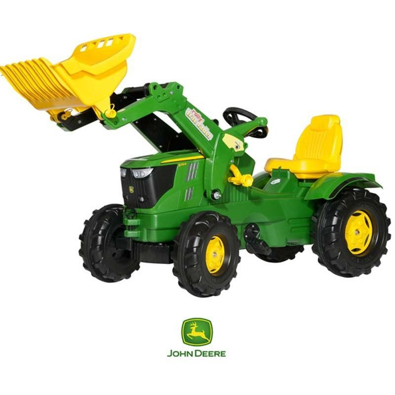 Rolly Toys, traktor na pedały John Deere - Rolly Toys