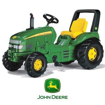 Rolly Toys, traktor na pedały John Deere-Rolly Toys
