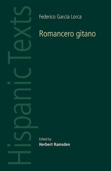 Romancero Gitano-Lorca Federico Garcia