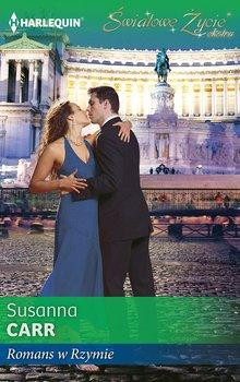 Romans w Rzymie-Carr Susanna