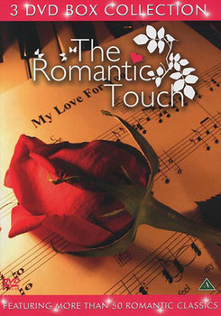 Romantic Touch - Andy Williams/Barry White/Julio Iglesias - Williams Andy, White Barry, Iglesias Julio