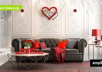 Romantyczny nastrój w domu – sprytne patenty na Walentynki