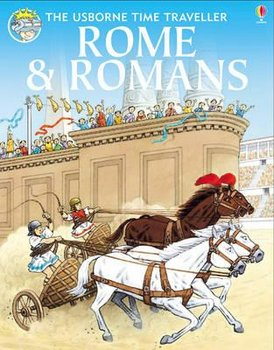 Rome and Romans-Vanags Patricia, Amery Heather, Civardi Anne