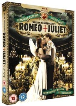 Romeo and Juliet (brak polskiej wersji językowej)-Luhrmann Baz