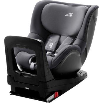 Romer, Dualfix, i-Size, Fotelik samochodowy, 0-18 kg, Storm Grey