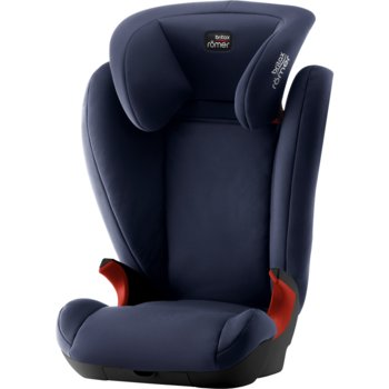 Romer, Kid II Black, Fotelik samochodowy, 15-36 kg, Moonlight Blue-Romer