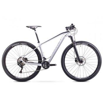 Romet, Rower górski, Monsun 1 1929779-19, srebrny 2019-Romet