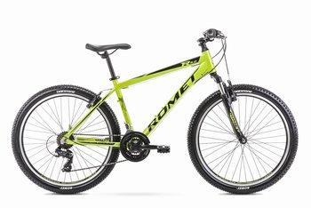 "Romet, Rower górski, Rambler R6.0 26"", limonkowy 2020-Romet"