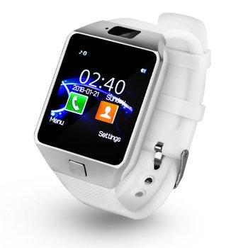 Roneberg, Smartwatch, R09, srebrno-biały-Roneberg