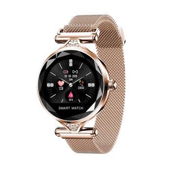 Roneberg, Smartwatch, RH1 różowe złoto-Roneberg