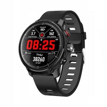 Roneberg, Smartwatch, RL5, czarny-Roneberg