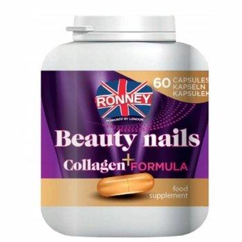 Ronney piękne i zdrowe paznokcie 60 tabletek-RONNEY