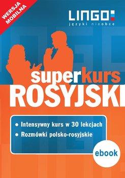 Rosyjski. Superkurs (kurs + rozmówki). Wersja mobilna-Zybert Mirosław, Dąbrowska Halina