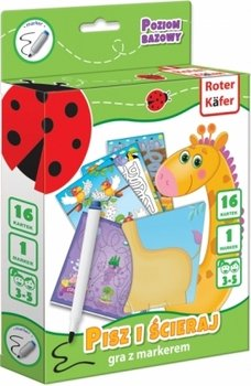 Roter Kafer, gra edukacyjna z rzepami, Mama i dziecko-Roter Kafer