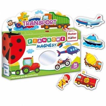 Roter Kafer, magnesy piankowe Transport-Roter Kafer