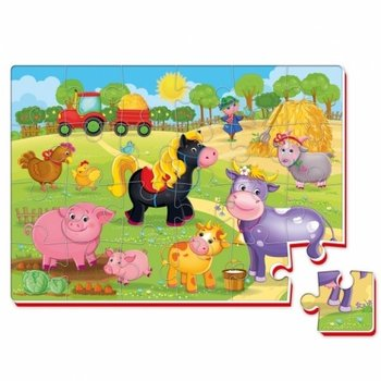 Roter Kafer, puzzle Farma-Roter Kafer