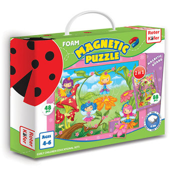 Roter Kafer, puzzle magnetyczne Wróżki - Roter Kafer