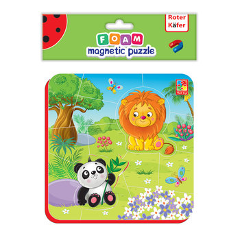 Roter Kafer, puzzle magnetyczne zoo