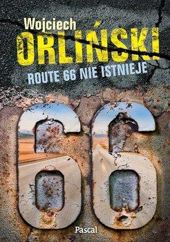Route 66 nie istnieje. 2500 mil popkulturowej podróży!-Orliński Wojciech