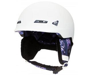 Roxy, Kask narciarski, Angie SRT Sparkles 2020, biały, rozmiar M-Roxy