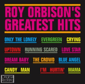 Roy Orbison's Greatest Hits-Orbison Roy