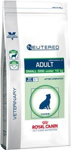 ROYAL CANIN VET CARE NUTRITION Neutered Small Adult Weight&Dental 30, 8 kg. - Royal Canin Vet Care Nutrition