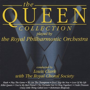 Royal Philharmonic Orchestra Plays Queen-Louis Clark & The Royal Philharmonic Orchestra