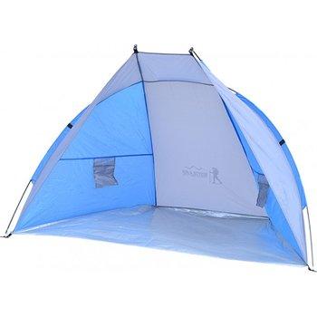 Royokamp, Namiot plażowy, Sun, szaro-niebieski, 200x120x120 cm-Royokamp