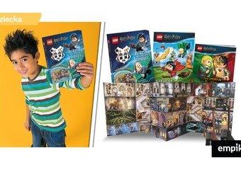 Rozbudź twórczy zapał w dziecku z książkami Lego. Przeglądamy nowości