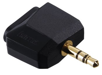 Rozgałęźnik 3.5 mm miniJack - 2x3.5mm miniJack HAMA-Hama