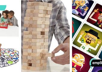 Rozruszaj się! TOP 15 zręcznościowych gier planszowych dla każdego