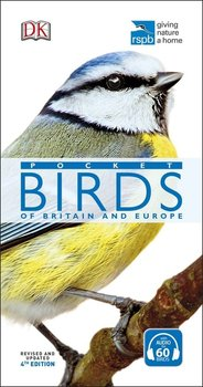 RSPB Pocket Birds of Britain and Europe - Elphick Jonathan, Woodward John