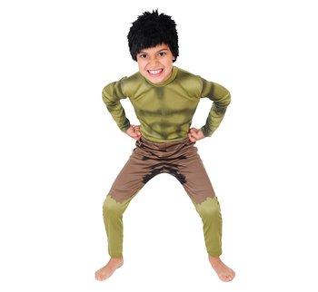 a3475fe49a9ef0 Rubies, strój dla dzieci Hulk, rozmiar 98/116 cm - RUBIES   Sklep ...