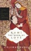 Rumi: The Book of Love-Barks Coleman