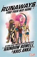 Runaways By Rainbow Rowell Vol. 1: Find Your Way Home - Rowell Rainbow