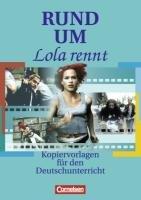 Rund Um Lolla Rennt Kopiervorlagen Fur Den Deutschunterricht-Anders Petra, Rusel Manfred