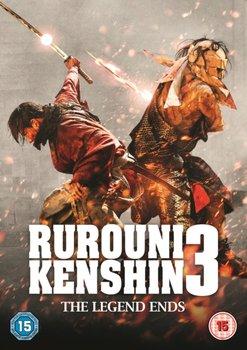 Rurouni Kenshin: The Legend Ends (brak polskiej wersji językowej)-Ohtomo Keishi