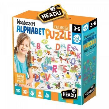 Russell, puzzle do nauki alfabetu Headu-Russell