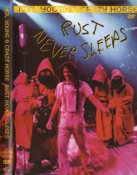Rust Never Sleeps-Neil Young, Crazy Horse