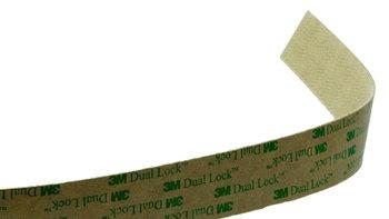 Rzep przemysłowy 2,5x50cm z klejem 3M Dual Lock - 50cm-STAMAL