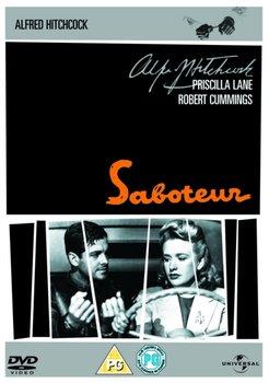 Saboteur (brak polskiej wersji językowej)-Hitchcock Alfred
