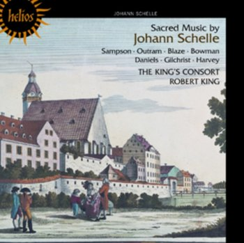 Sacred Music by Johann Schelle - The King's Consort